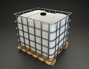 IBC-container 3D