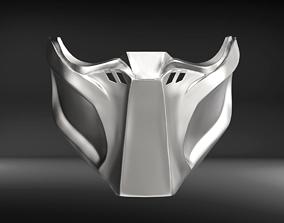 Predator Mask Fan Art 3D print model hobby-diy