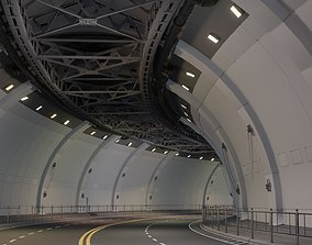 3D TUNNEL arch