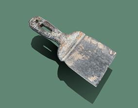 3D asset Spatula Ultra realistic scan