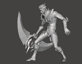 Cosmic Hunter Varus 3D Model