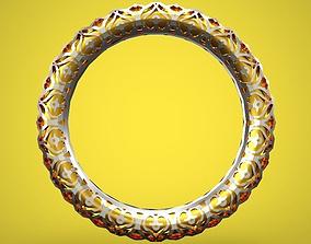 3D print model White Gold Ring