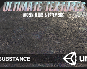 3D model Ultimate Texture Library - Modern Floors and
