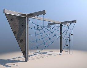 Modern playground 3D