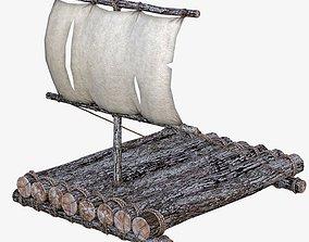 3D model Life Raft
