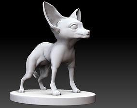 3D printable model animal