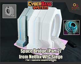 Space Bridge Part 2 from Transformers 3D print model 2