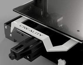 CREALITY ENDER 3 POIGNEE DE POUR LIT 3D printable model