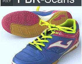 3D model low-poly Sneaker Low Poly