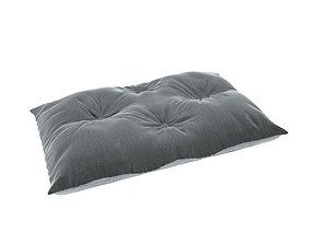 3D model Pet Seat Square pillow cushion Pet bed
