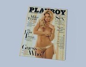 3D model Playboy