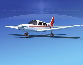 Piper PA-28 V16 3D