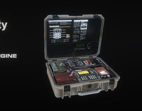 3D Brief Case Bomb