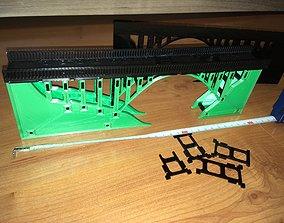 3D printable model Viadukt valley bridge