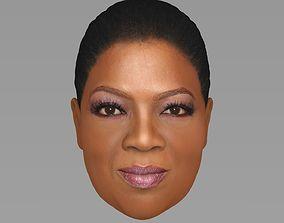 Oprah Winfrey 3D model