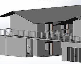 Rent Room - Kos Kosan - IndeKos 3D model