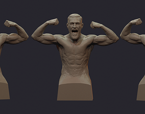3D print model Conor Anthony McGregor