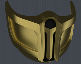 3D print model MK11 Scorpion Mask V3 - STL File