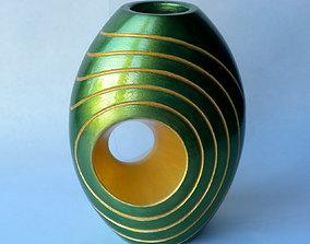 3D print model Vase 9 sculpture