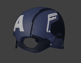 3D print model Captain America Helmet from Civil