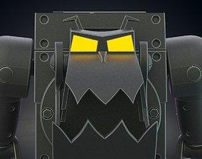 Robo dog chip n dale 3D printable model