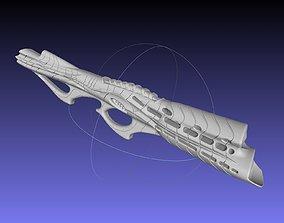 3D Aquaman Manta Gift Weapon Basic Model