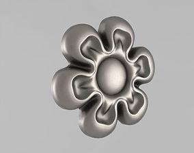 Decor Rosettes decoration 3D printable model