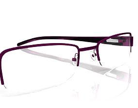 3D print model eyeglass Eyeglasses for Men and Women