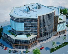 Office Building 001 3D