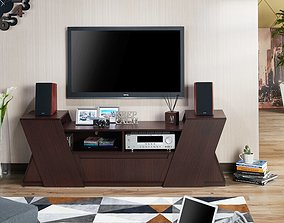 3D Wistrom TV Stand for TVs up to 78
