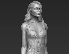 Emma Stone 3D printing ready stl obj formats figurine