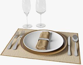 Tableware 05 3D
