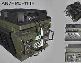 3D Army Radio Transceiver