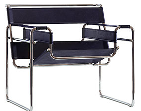 3D model Knoll Wassily Chair