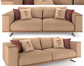 Sofa Visionnaire Convention 2 3D model