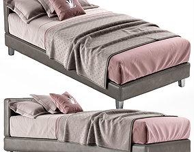LOUIS VUITTON bed 3D model