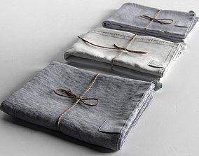 Towel Set 44 3D