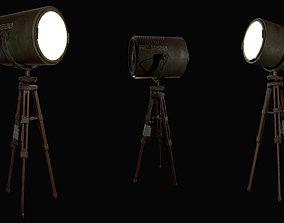 Spotlight 3D asset