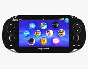 3D Sony PlayStation Vita