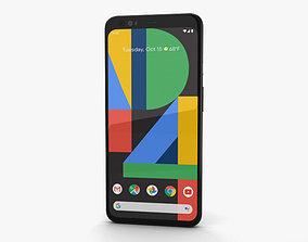 Google Pixel 4 XL Just Black 3D model