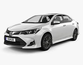 Toyota Corolla Sport 2018 3D