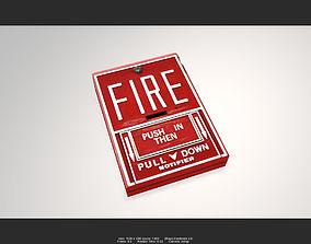 Fire 01 3D asset