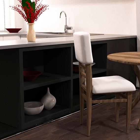 Full Modern Apartment Interior