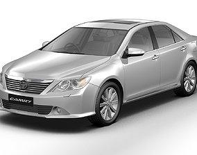 3D 2012 Toyota Camry Asian