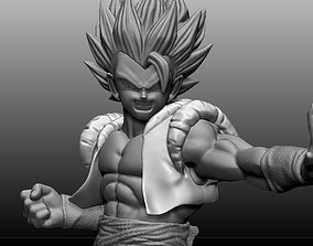 gt Gogeta 3D printable model