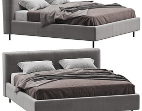 3D model Bed ROLF BENZ 50