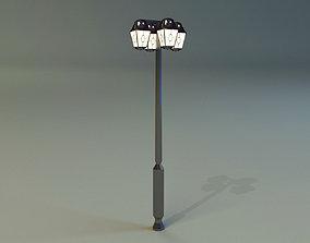 Lamp bulb 3D