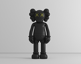 Fake Companion - by Kaws - figure - 3D printable model 1
