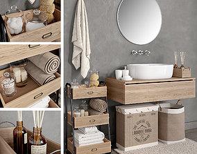 3D Bathroom 4