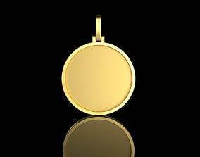 3D print model diamond-ring Gold N815